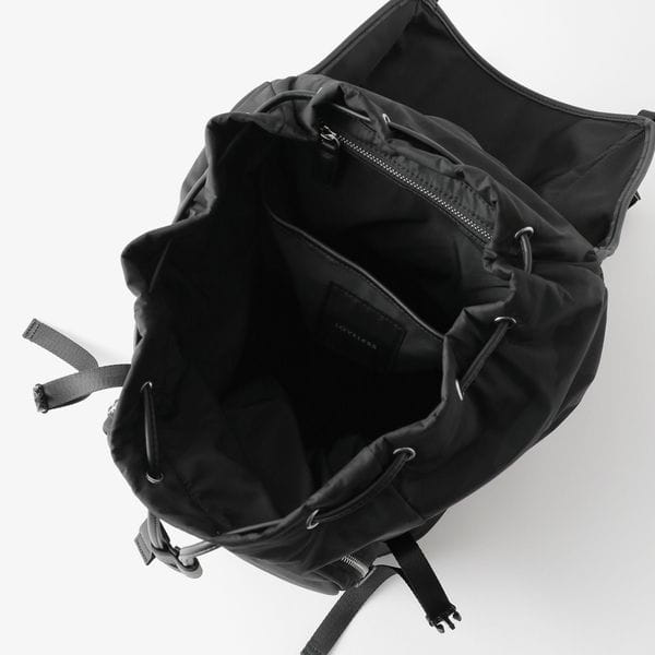【Safari10月号掲載】カモフラ コンビ バックパック