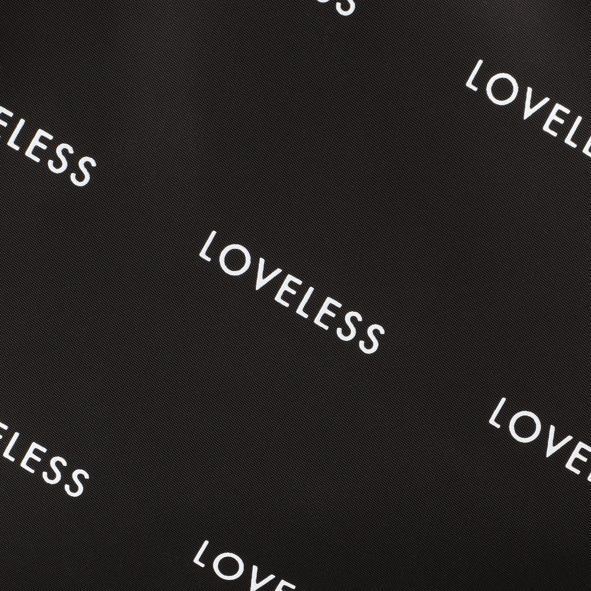 LOVELESSロゴ クラッチイントート