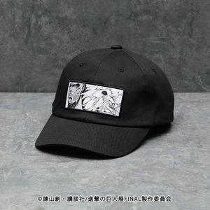 【LOVELESS×進撃の巨人】エレン・イェーガー コラボ キャップ