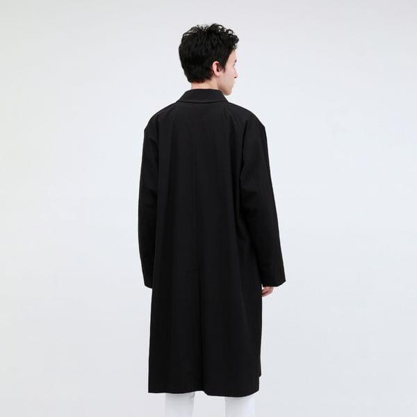 スプリング ステンカラーコート