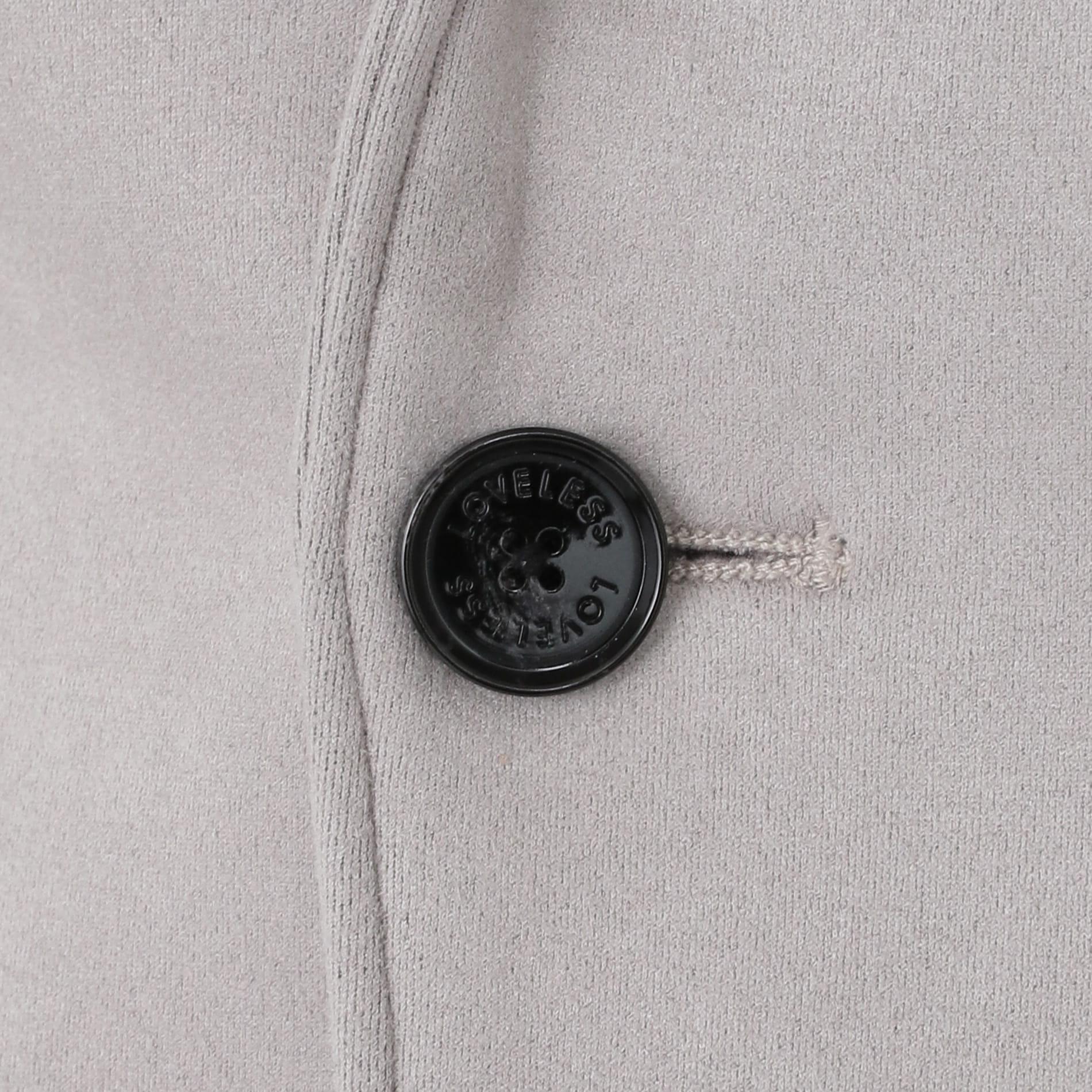 スエードライク ジャケット