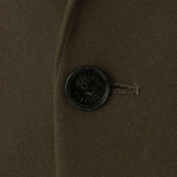 ウールライク ストレッチ ジャケット