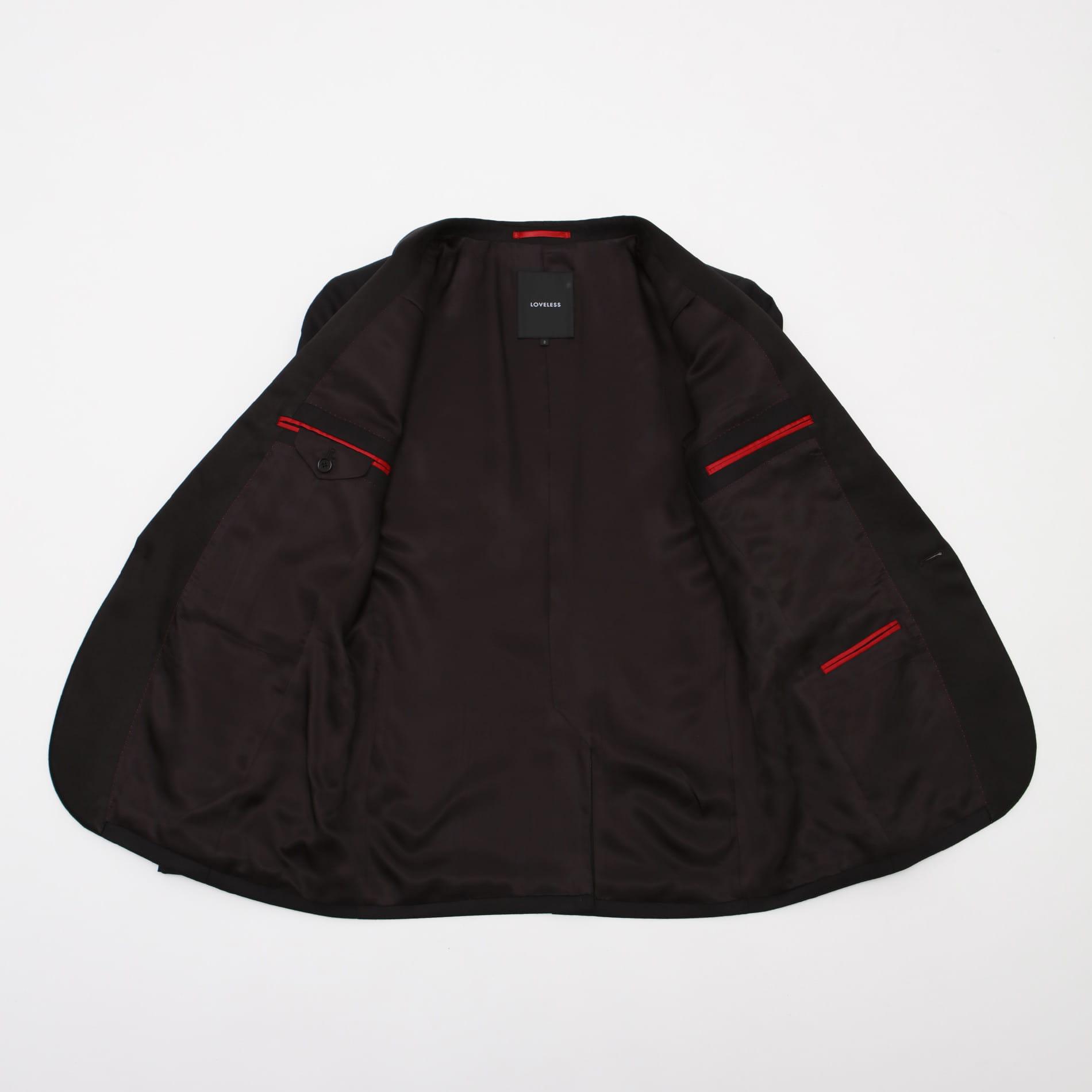 【予約販売】ショールカラー タキシードジャケット