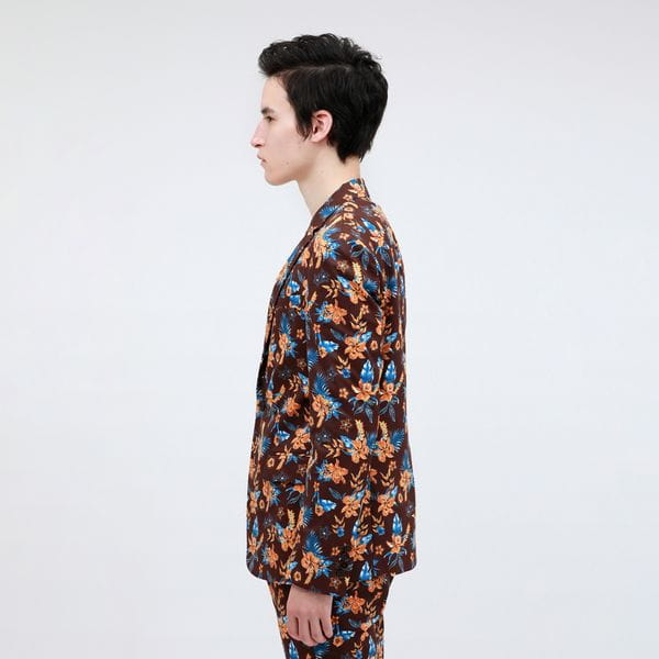 【Safari5月号掲載】ボタニカル ジャケット