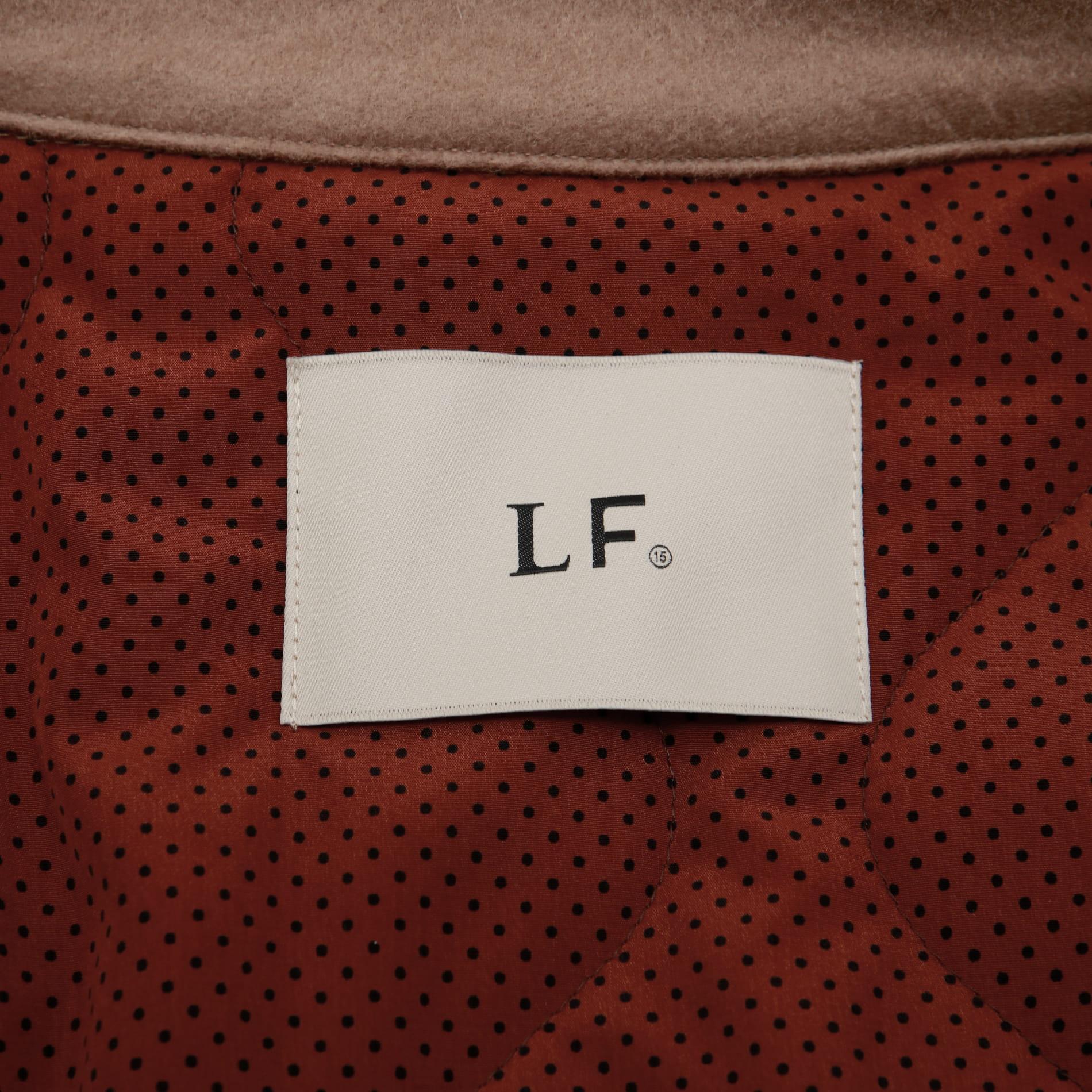 【LF】アクアドロップ カシミヤ ドリズラージャケット