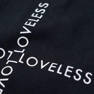 LOVELESSロゴ チェックシャツ