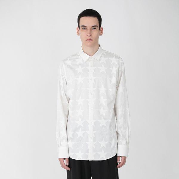 スター プリントシャツ
