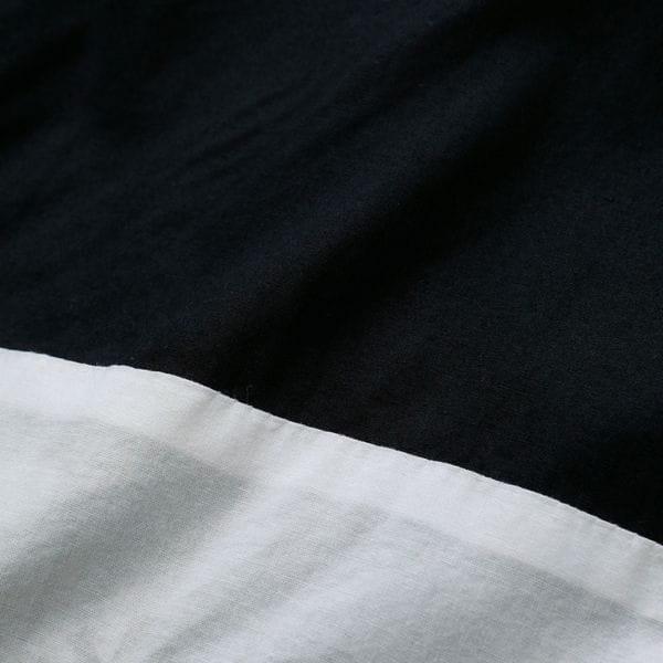 スタッズ ロゴシャツ