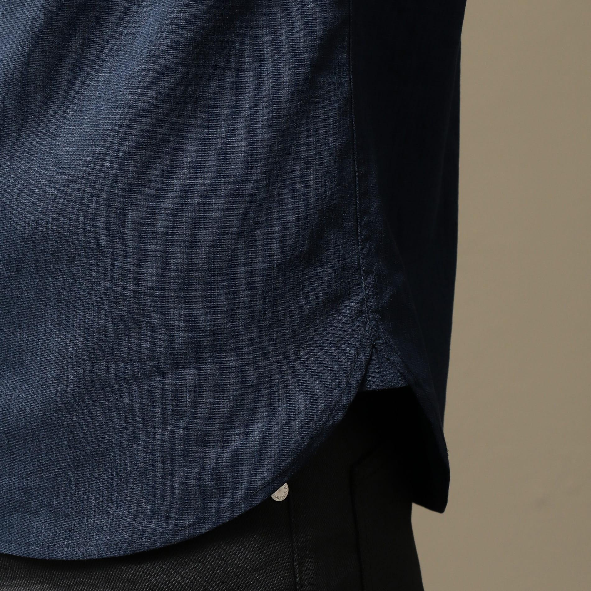 MEN クールマックスミリタリーシャツ