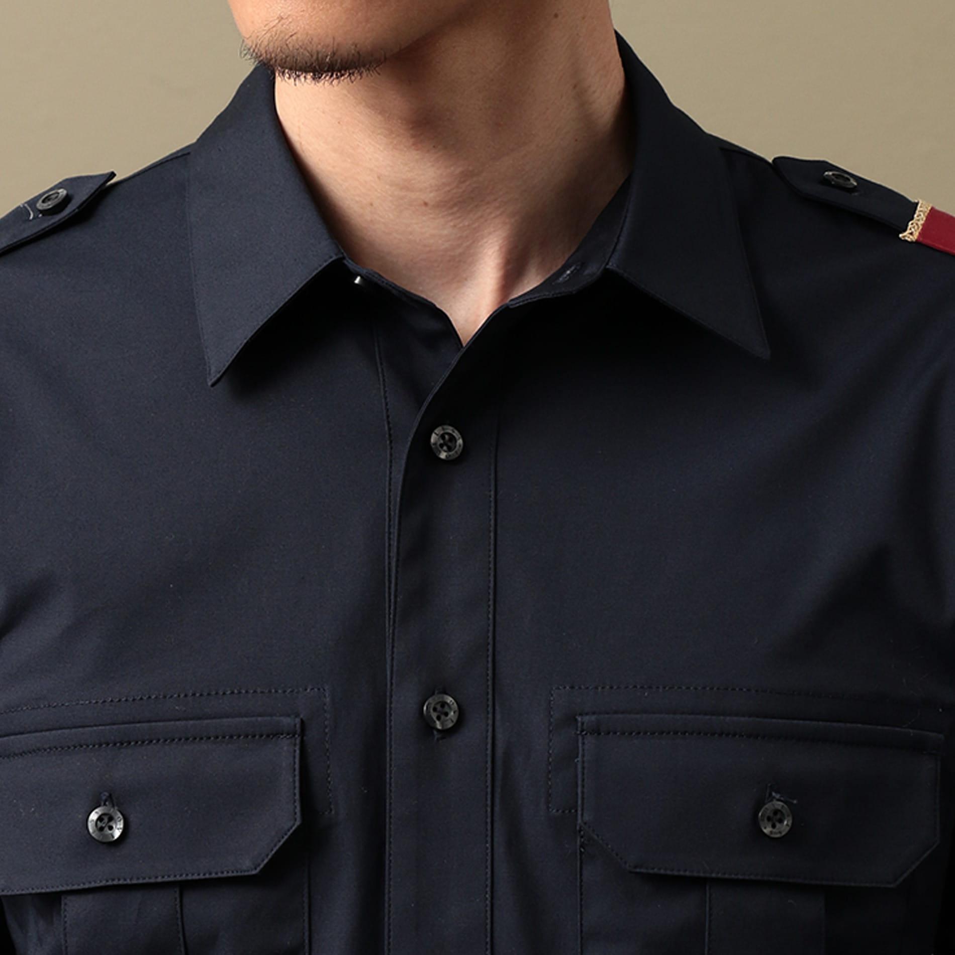 MEN ナポレオンシャツ