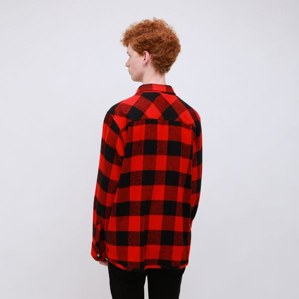 〈タイムセール〉Safari バッファローチェックシャツ