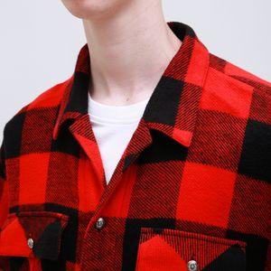 Safari バッファローチェックシャツ