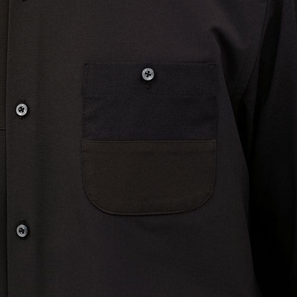 パッチワーク シャツ