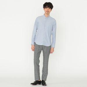〈タイムセール〉【LF】コーデュラ オックスフォード ボタンダウンシャツ