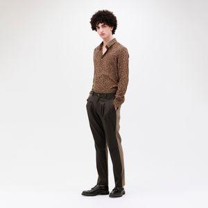 【LF】レオパード シャツ