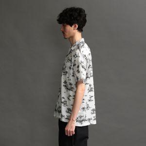MEN Toile du Jouy アロハシャツ