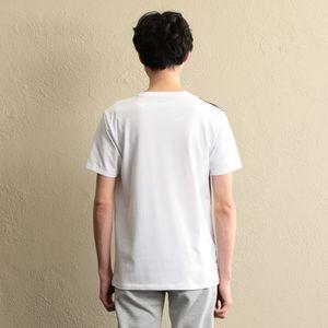 MEN ロゴグリッターTシャツ