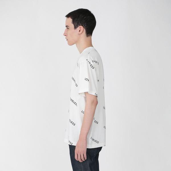 LOVELESSロゴ Tシャツ