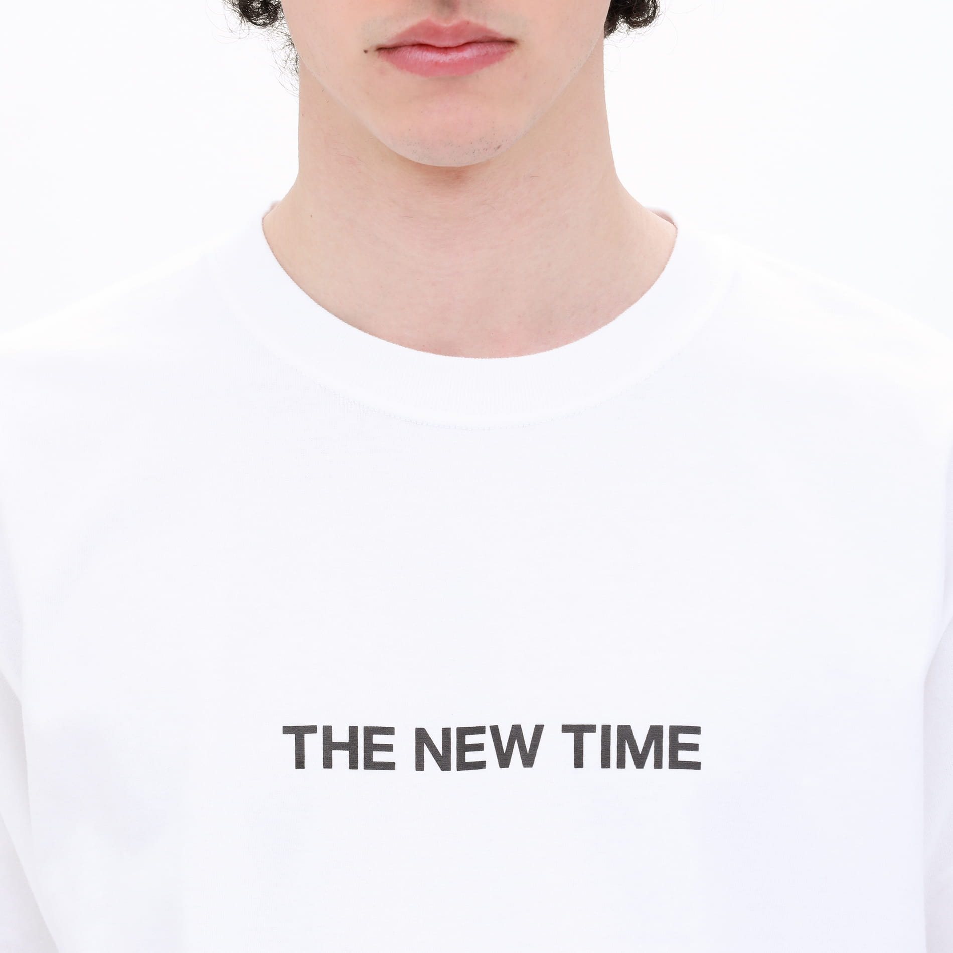 THE NEW TIME ロゴT