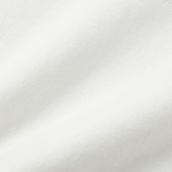 シンセティックレザーコンビ レイヤードビッグパーカー