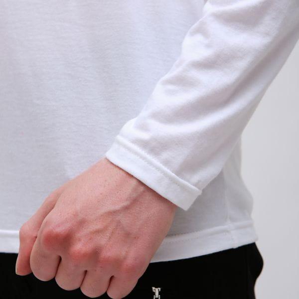 ポリクレスト ロゴ ロンT