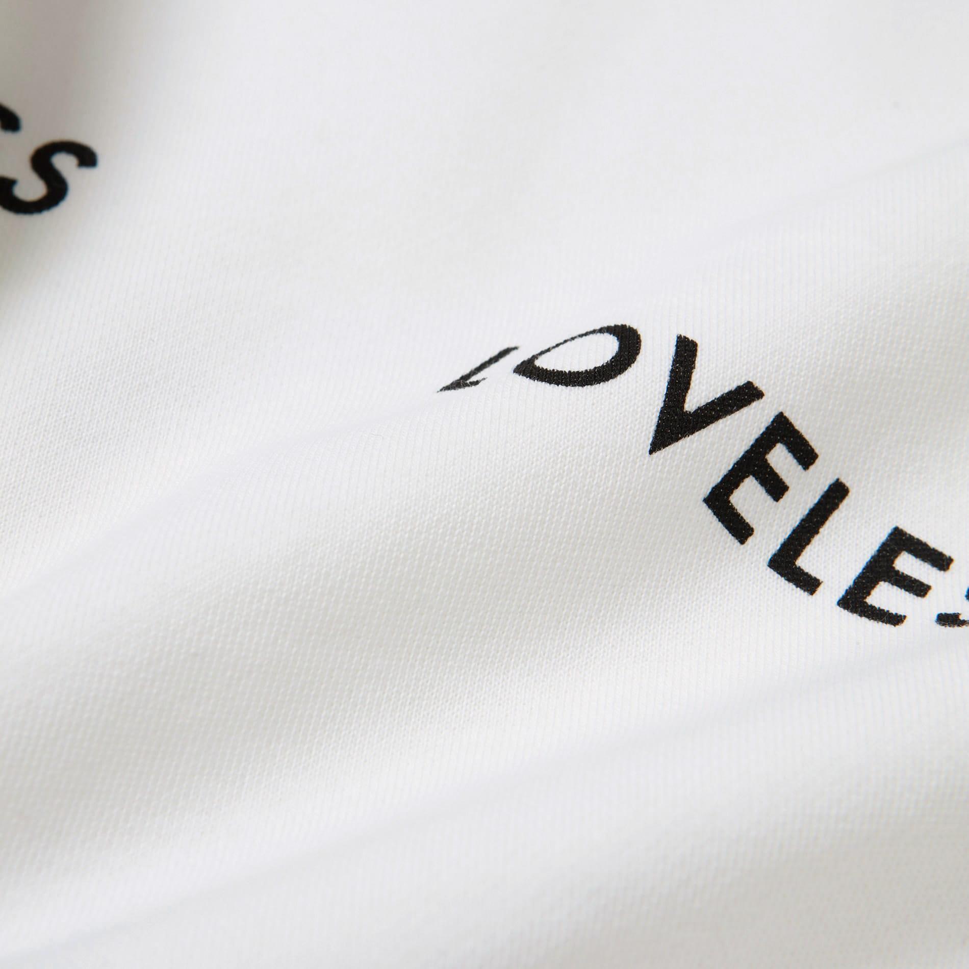 LOVELESSロゴスウェットトップス