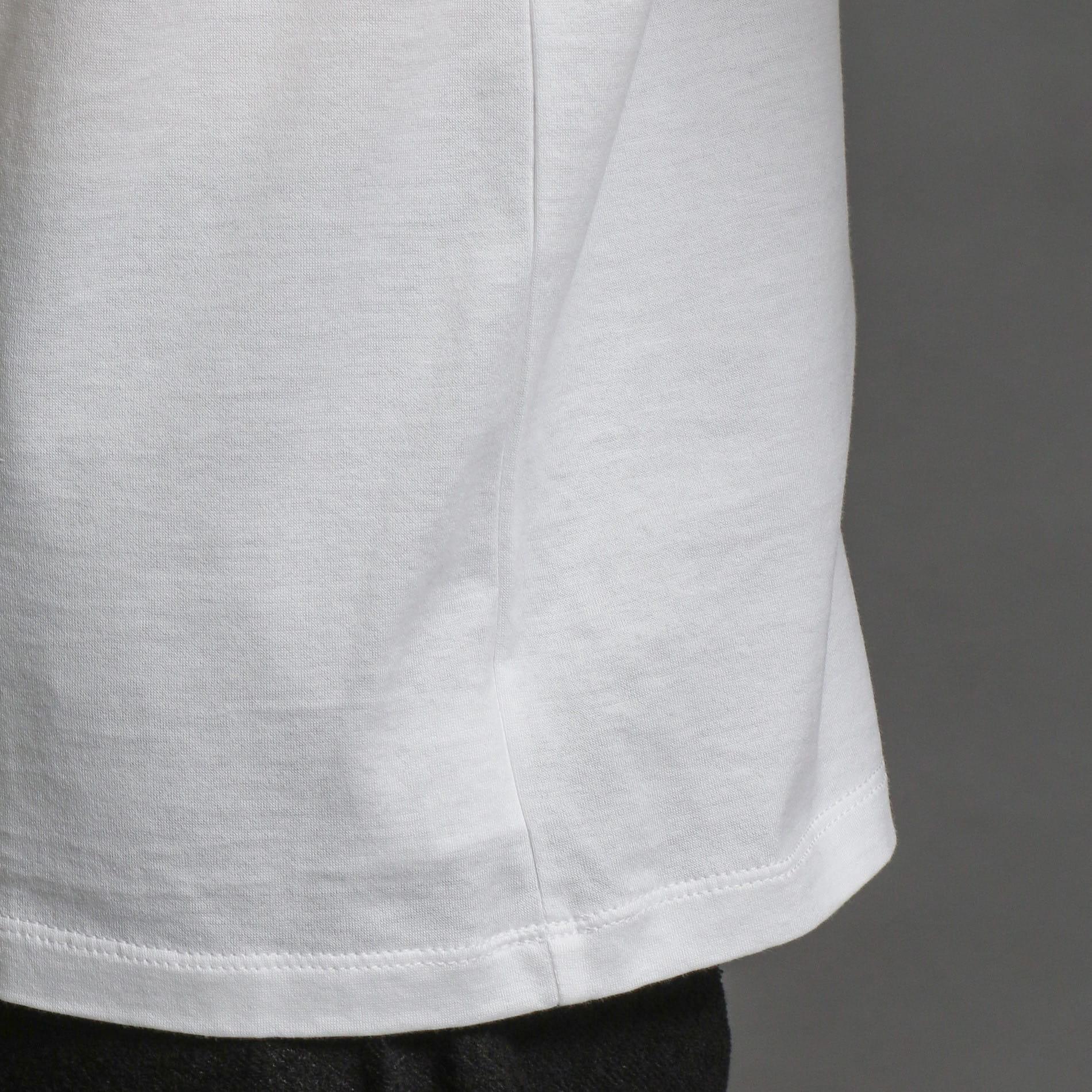 MEN はっ水コットンクルーネックTシャツ