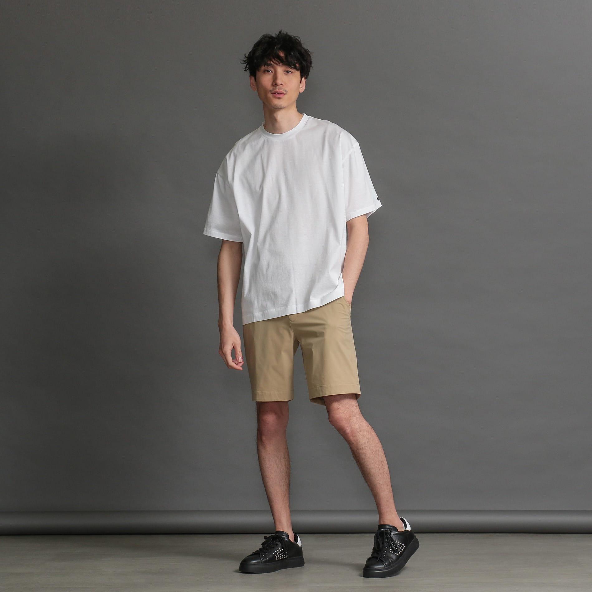 MEN はっ水コットンビッグTシャツ