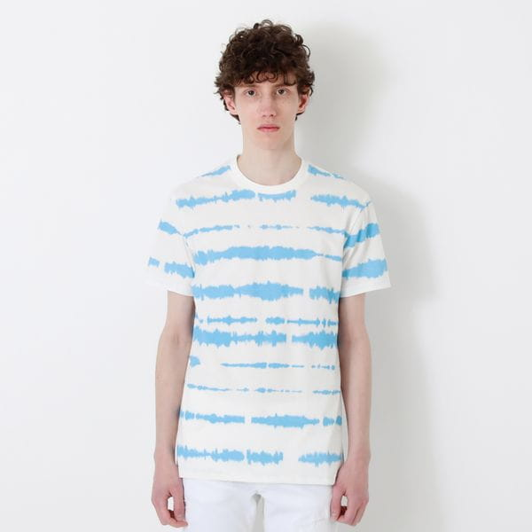 【予約販売】アブストラクトライン Tシャツ