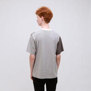 〈タイムセール〉ブロッキングTシャツ