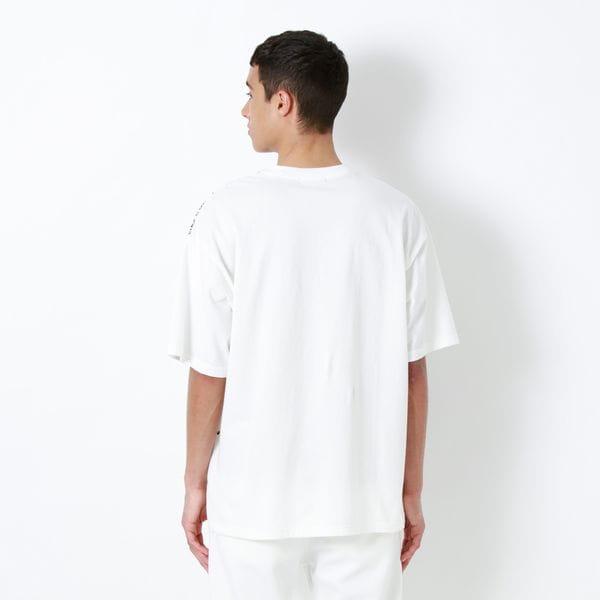バンダナプリントTシャツ