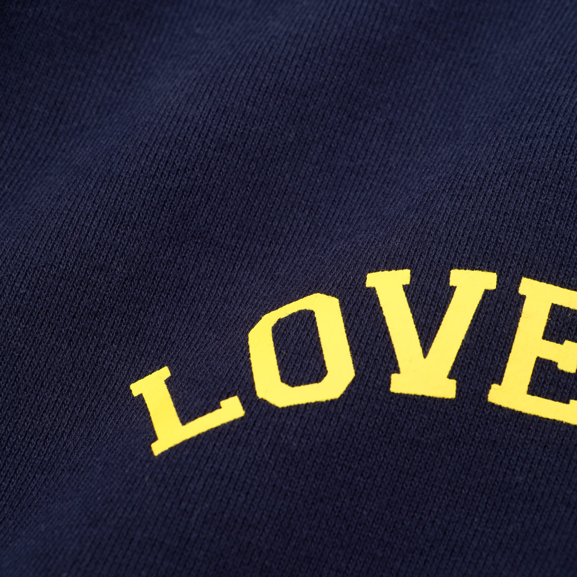 Safari LOVELESSカレッジロゴ スウェットパンツ