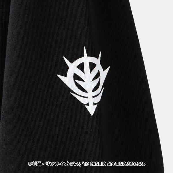 【LOVELESS×機動戦士ガンダム】ザク コラボフーディ