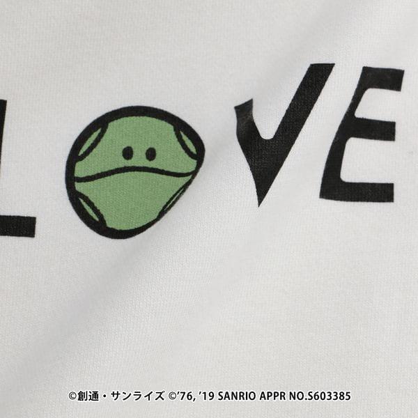 【LOVELESS×機動戦士ガンダム】ハロ コラボフーディ
