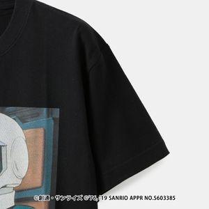 【LOVELESS×機動戦士ガンダム】アムロ行きます コラボTシャツ