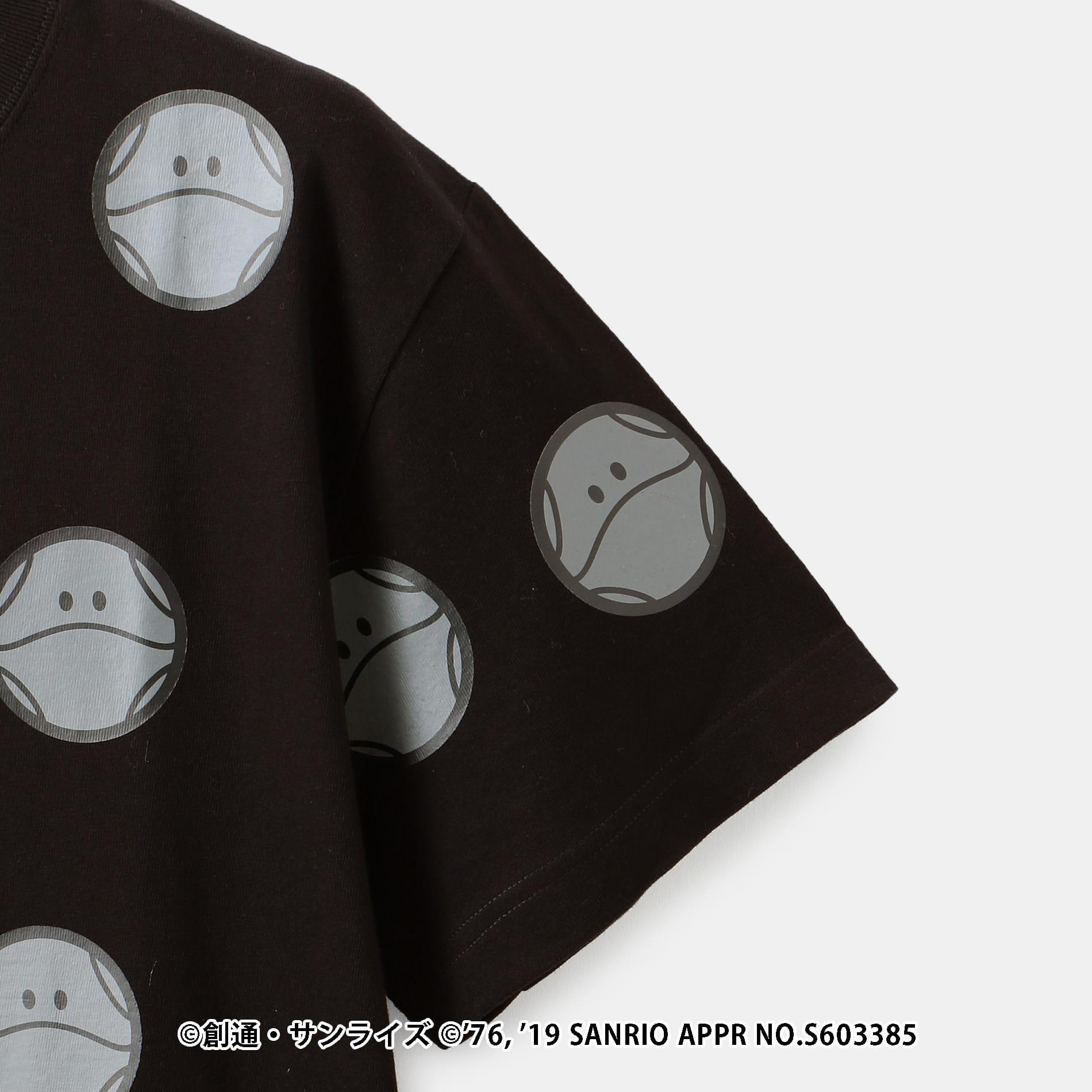 【LOVELESS×機動戦士ガンダム】ハロ コラボTシャツ