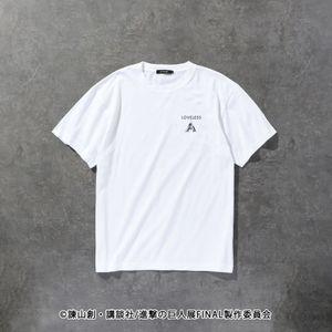【LOVELESS×進撃の巨人】ミカサ・アッカーマン コラボ Tシャツ
