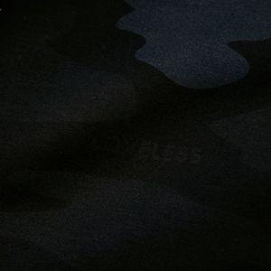 カモフラ ニットジョガーパンツ