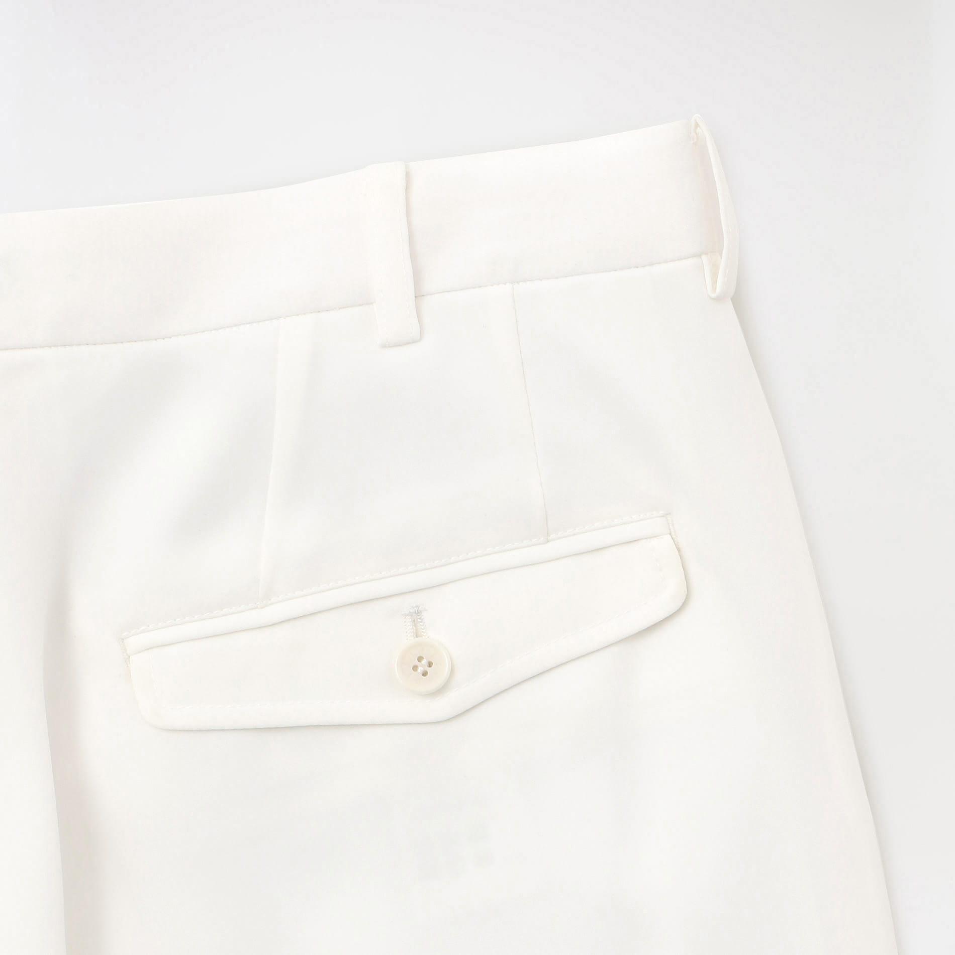 韓美林 藍印花布 ショートパンツ