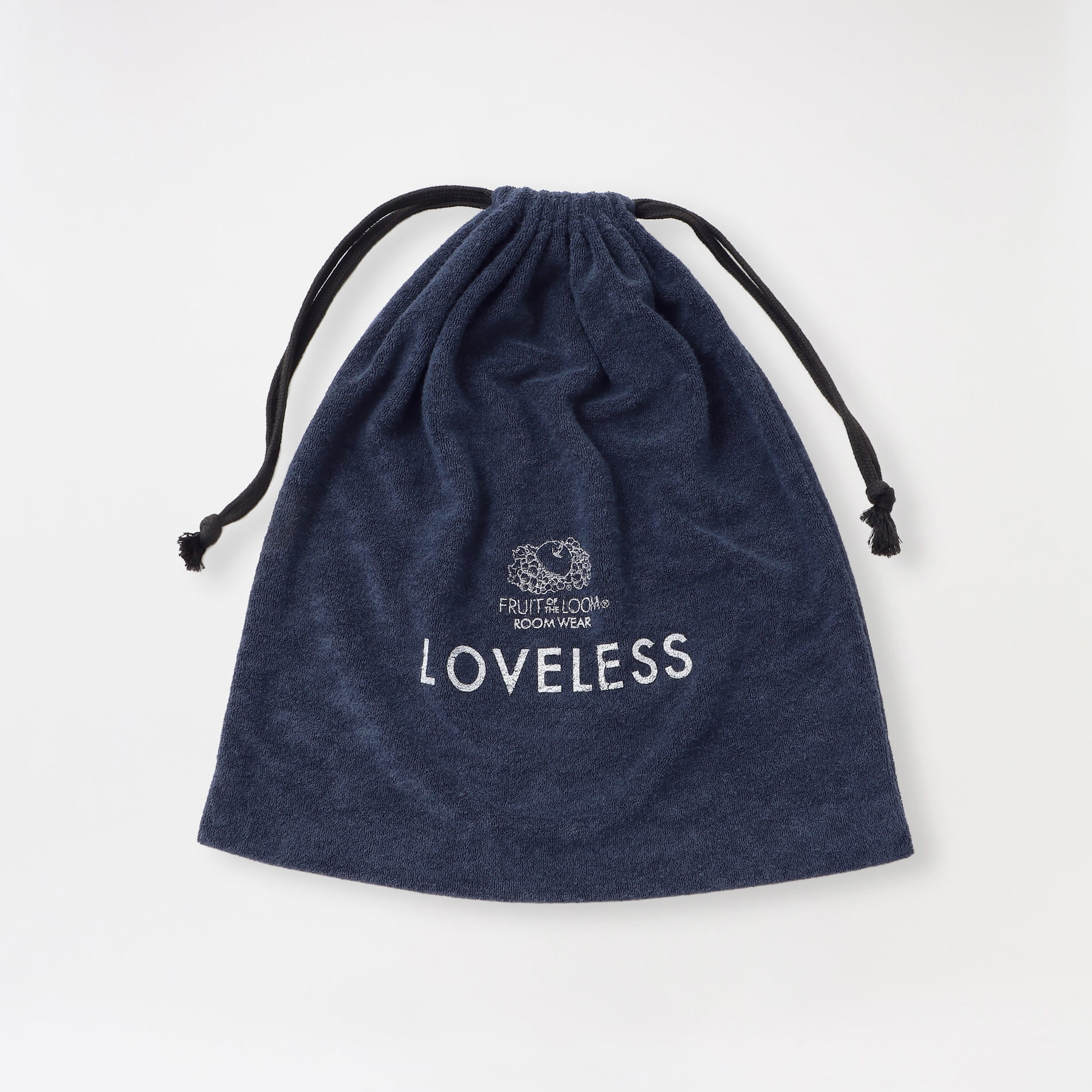 【LOVELESS×FRUIT OF THE LOOM】コラボ4アイテム フルシリーズ