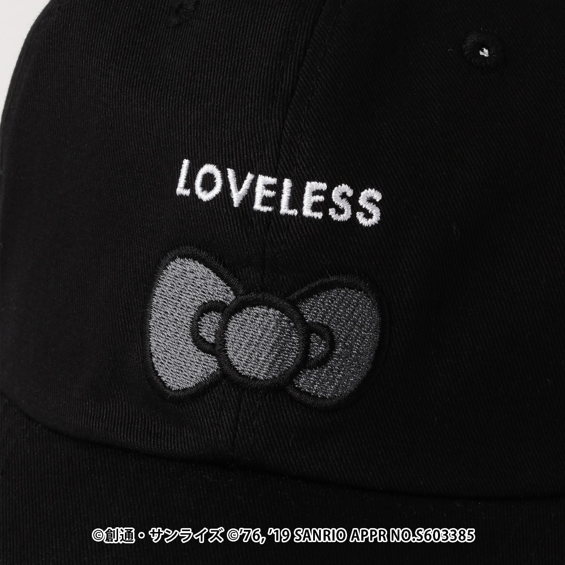 【LOVELESS×HELLO KITTY】キティリボンコラボ゙キャップ