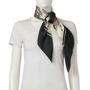 オリジナルパターン スカーフ