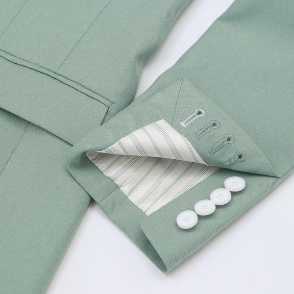 【otona MUSE掲載商品】リネンライク ロングジャケット