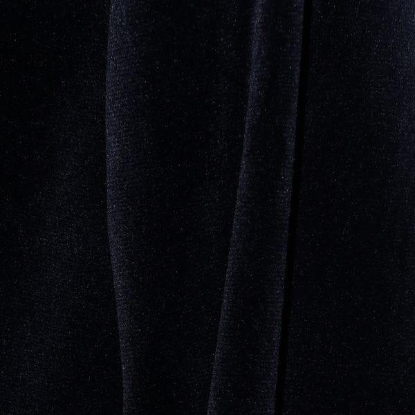 ストレッチ ベロア ジャケット