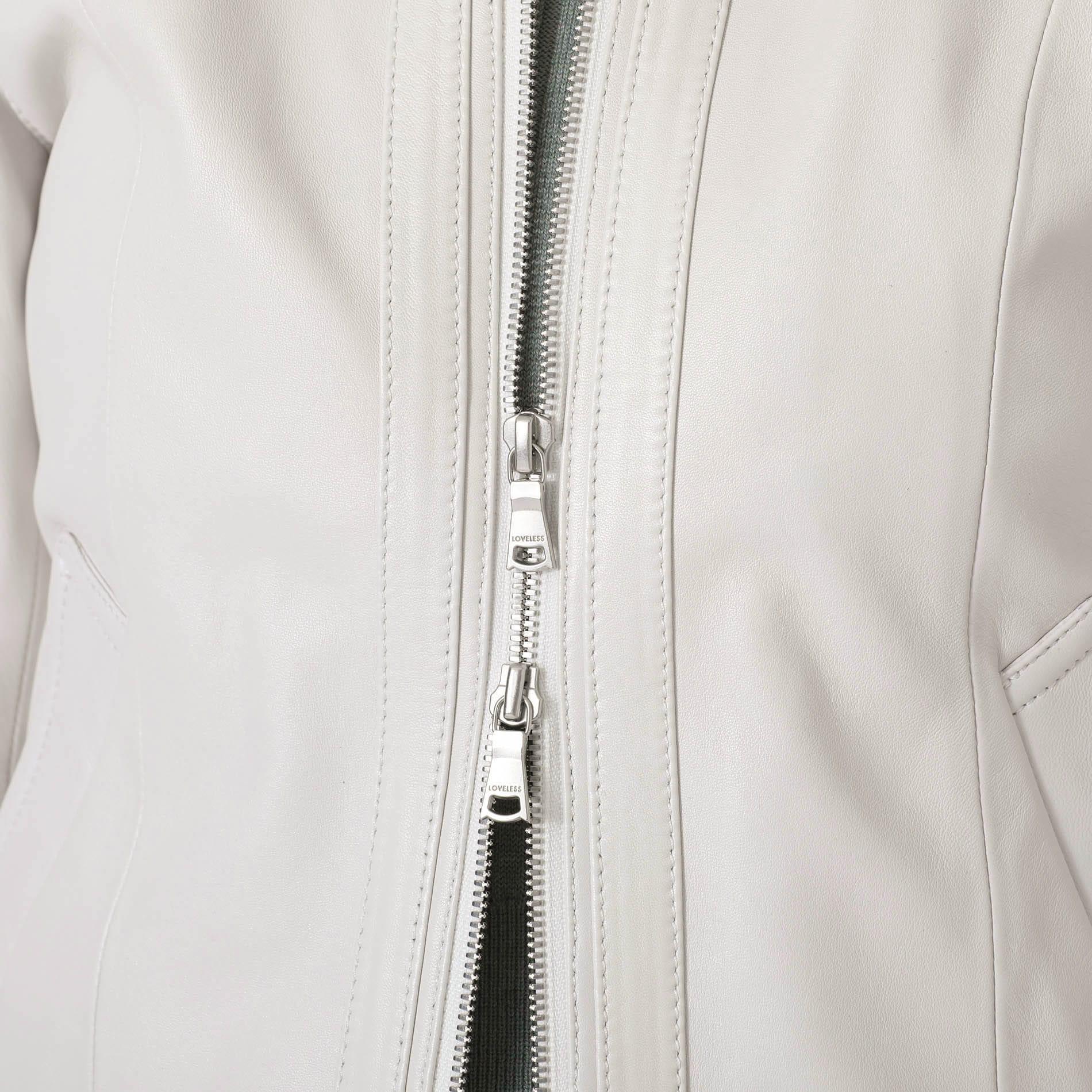 ホワイトナビゲーター ジャケット