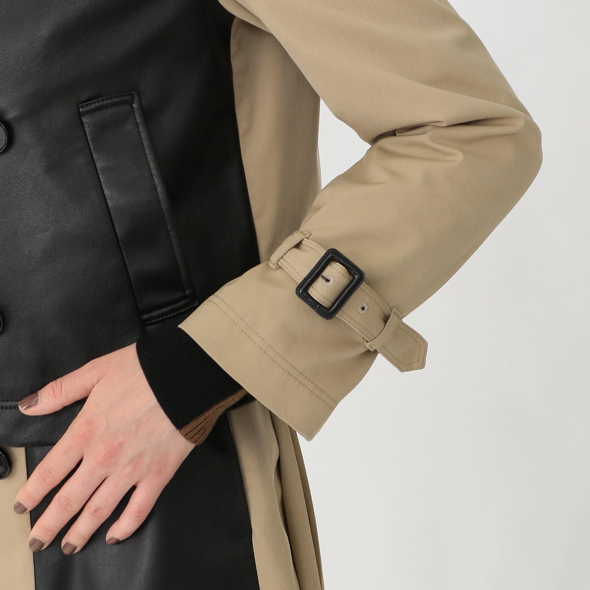 コンビ トレンチジャケット