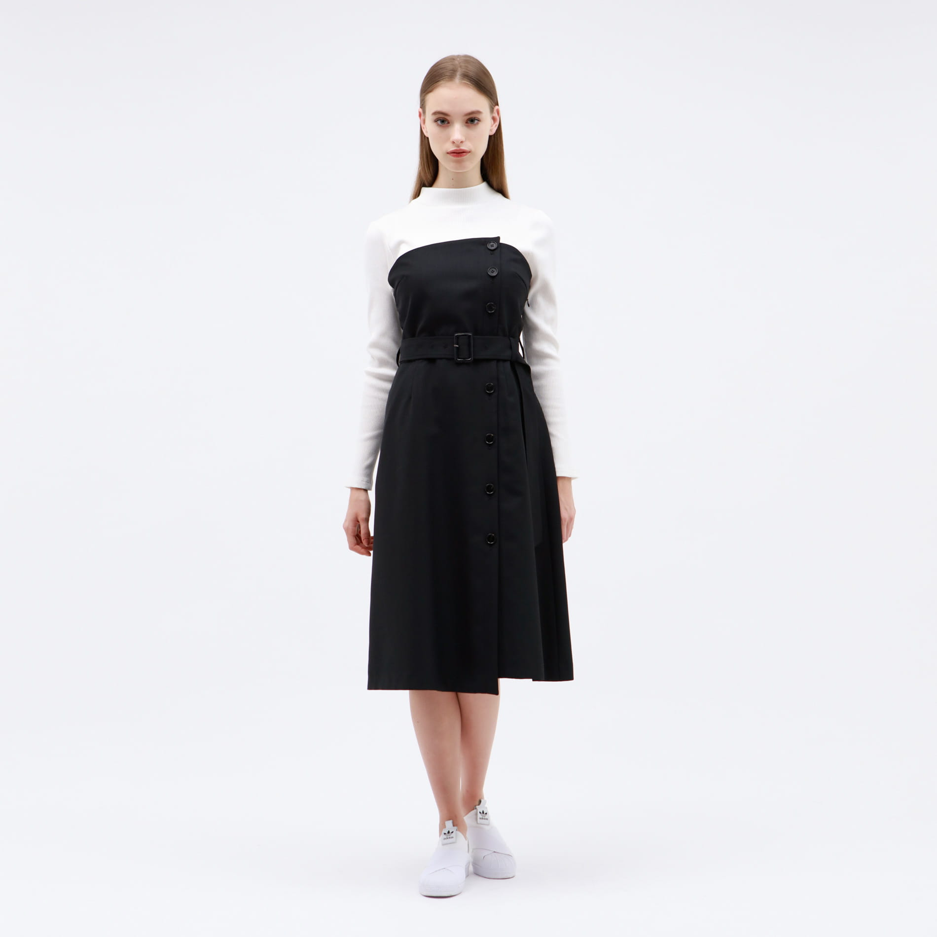 テレココンビモックドレス