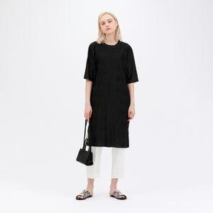 グロスプリーツ ドレス