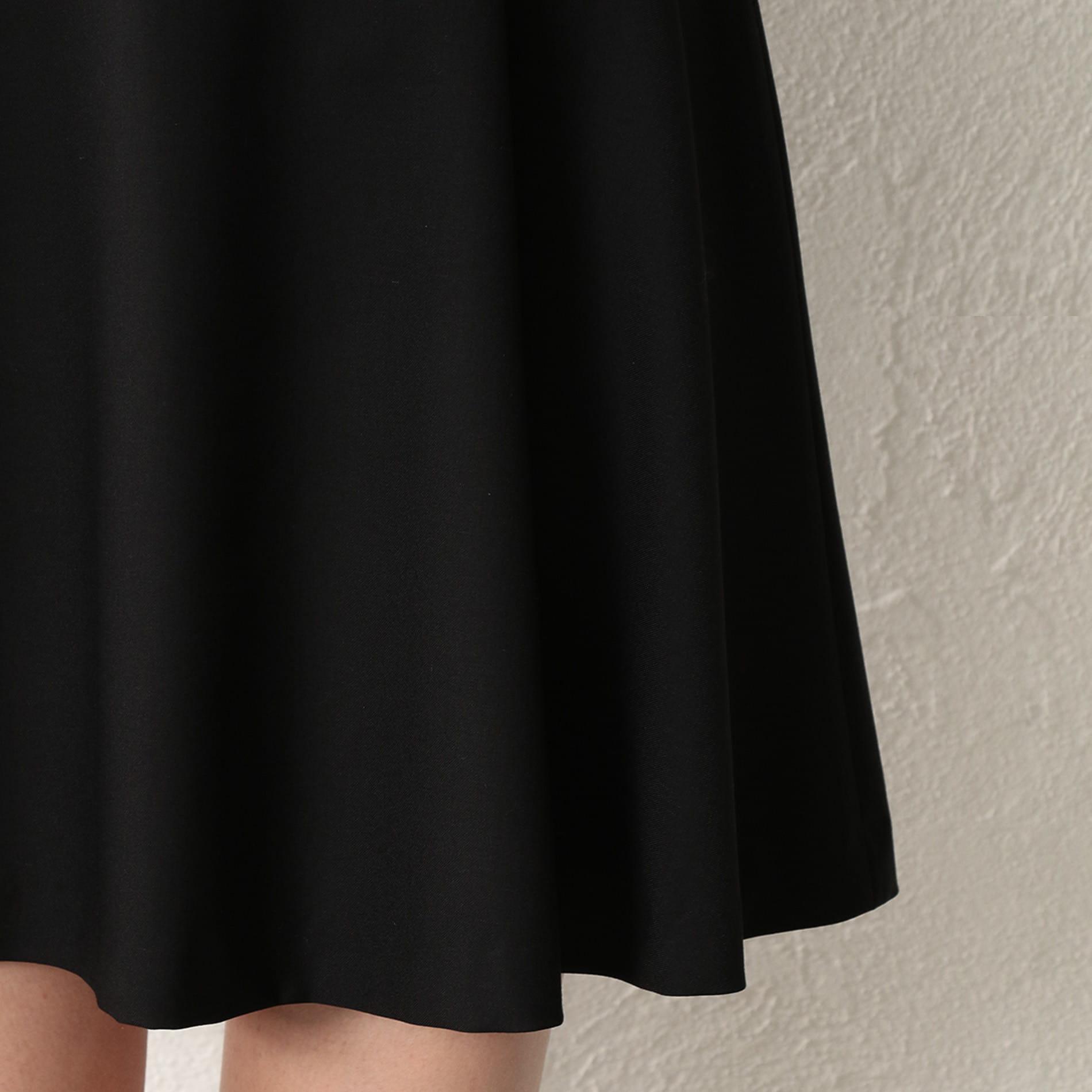 WOMEN nowarttモノグラム フェイクカラードレス
