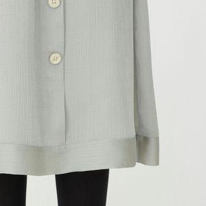 アシメ プラケット ドレス